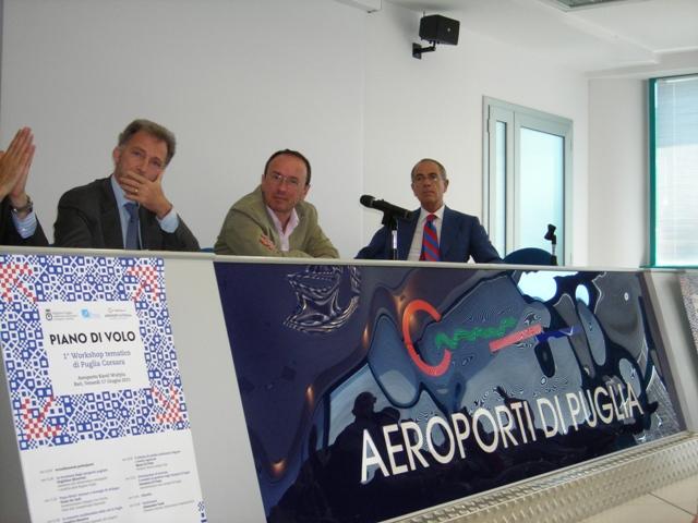 Nel 2012 nuovi voli dalla Puglia per Trieste, Nis e Mostar con fondi europei